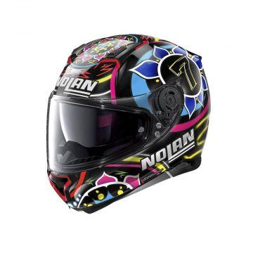Nolan N87 Gemini Full Face Helmet - C.Davies
