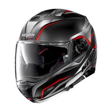 Nolan N1005 Balteus N-Com Helmet - Flat Black