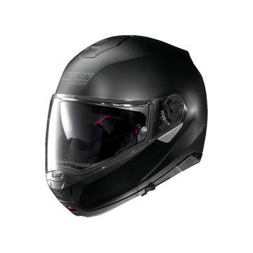 Nolan N1005 Classic N-Com Helmet - Flat Black