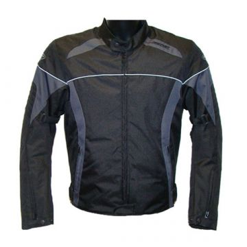 Prexport Oasi Jacket - Black/Grey