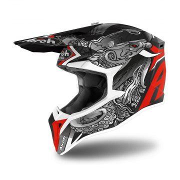 Airoh Wraap Octapus Matt - Helmet