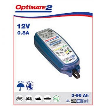 OptiMATE 2 - BATTERY CHARGER