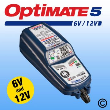 OptiMate 5 Select Battery Charger