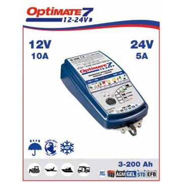 OptiMate 7 - BATTERY CHARGER