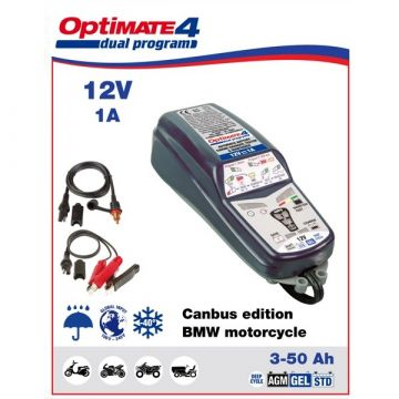 OptiMATE 4 CAN-bus edition - BATTERY CHARGER
