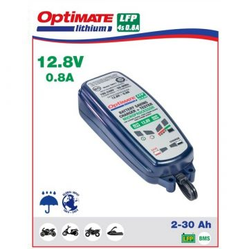 OptiMATE Lithium 4s 0.8A - BATTERY CHARGER