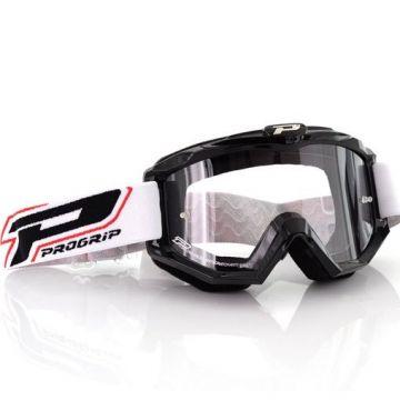 Progrip 3201 Race Line Goggles-Black