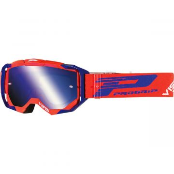 Progrip Vista 3303 Goggles - Red / Blue