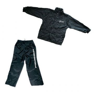 PROGRIP SET RAIN PANTS/JACKET - BLACK
