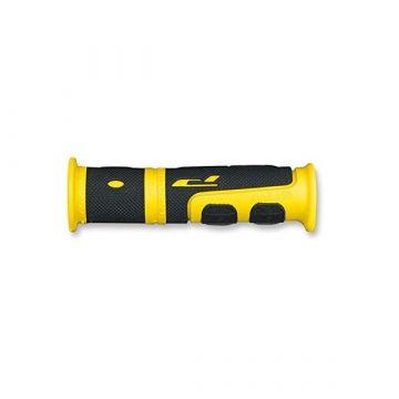 Progrip 964 EVO ATV GRIPS- Yellow/Black - Open