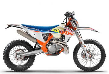 KTM 250 EXC SIX DAYS TPI 2022