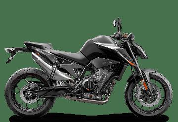 KTM 890 Duke 2021 - Black