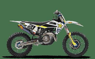 HUSQVARNA FC 450 ROCKSTAR EDITION 2020