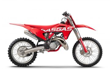 GASGAS MC 125 - MOTOCROSS BIKE