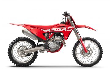GASGAS MC 250F - MOTOCROSS BIKE