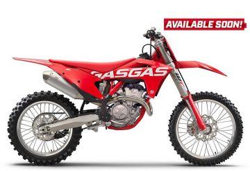 GASGAS MC 350F - MOTOCROSS BIKE - 2022