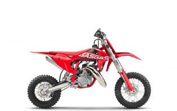 GASGAS MC 50 - MOTOCROSS BIKE - 2022