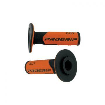 ProGrip 801 Grips - Black/Orange