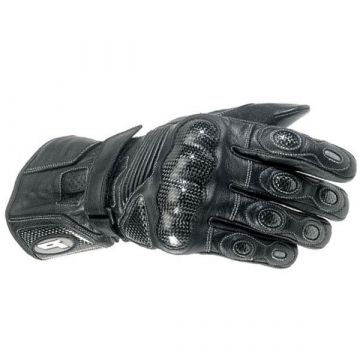PROGRIP ART RACING GLOVES - BLACK
