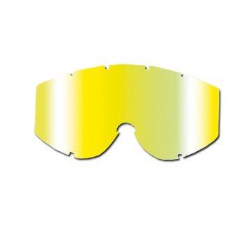 Progrip 3247 Yellow Multi-Layered Mirrored Lens
