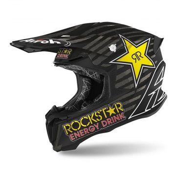 Airoh Twist 2.0 Rockstar 2020 Matt Helmet