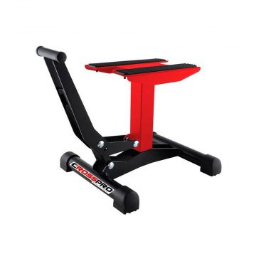 Crosspro Motocross Xtreme 16 Lift Bike Stand - Red