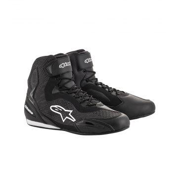 Alpinestars Faster 3 Shoes - Rideknit - Black