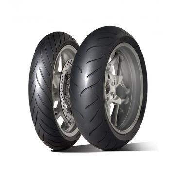 Dunlop Roadsmart II TL-Rear