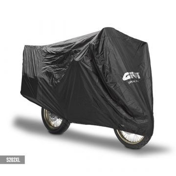 GIVI S202XL WATERPROOF BIKE COVER EXTRA LARGE