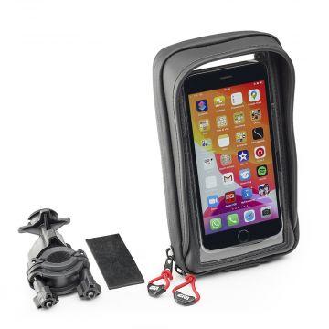 Givi S958 Adjustable Smartphone Holder with Fitting Kit