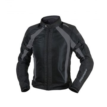 Prexport Sahara Sport Summer Jacket - Black
