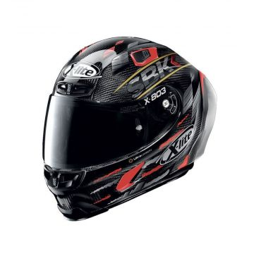 X-Lite X-803 RS Ultra Carbon Helmet - Carbon