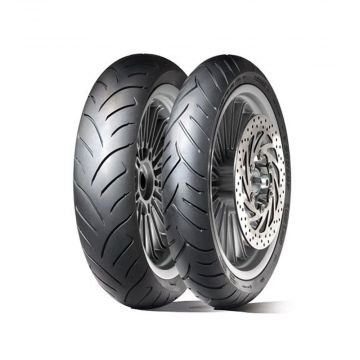 Dunlop Scootsmart TL-Rear
