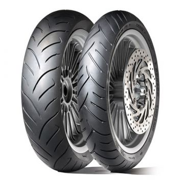 Dunlop Scootsmart TL-Front