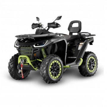 Segway Snarler ATV6 L 2021 - Green - Limited