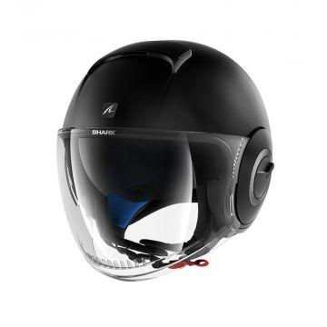Shark Nano Helmet - Black Mat
