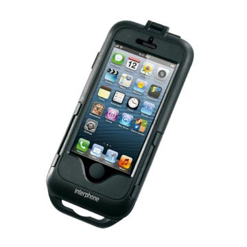 INTERPHONE CASE FOR MOTORCYCLE - IPHONE 5S/5