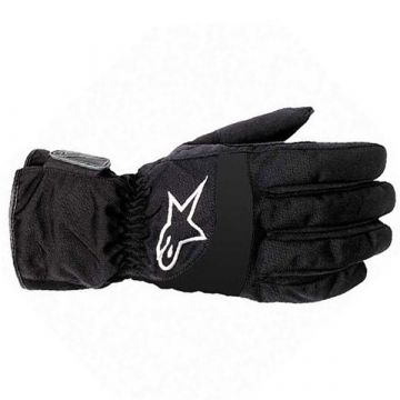 ALPINESTARS WATERPROOF ST-1 GLOVES - BLACK