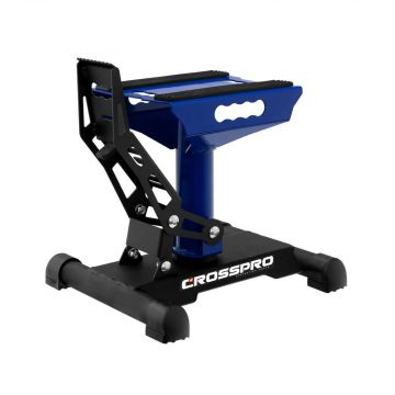 Cross Pro - MX / Enduro Bike Stand Hard Xtreme 2.0 Lifting System - Blue