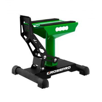 Cross Pro -MX / Enduro Bike Stand Hard Xtreme 2.0 Lifting System - Green