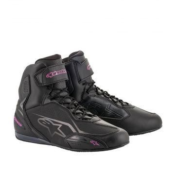 Alpinestars Stella Faster 3 Shoes - Black Fuschia