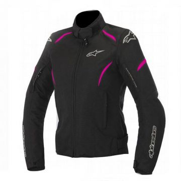 Alpinestars Stella Gunner Waterproof Jacket - Black/Pink