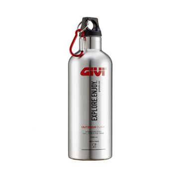 Givi STF500S Stainless-steel thermal flask, 500ml
