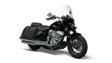 Indian Super Chief Limited - Black Metallic