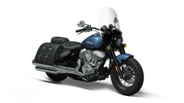 Indian Super Chief Limited - Blue State Metallic