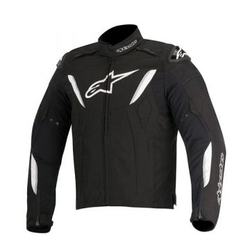Alpinestars T-GP R Waterproof Jacket - Black / White