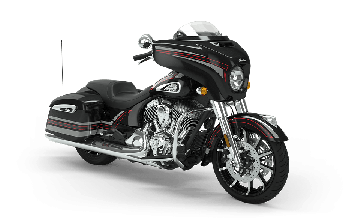 Indian® Chieftain® Limited - Thunder Black with Graphics