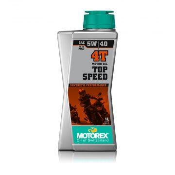 Motorex Top Speed 4T 5W40 MOTOR OIL 1L