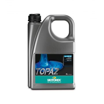 Motorex TOPAZ 5W/40 Car Oil 4L