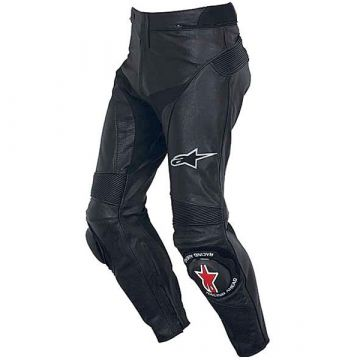 Alpinestars Track GP Leather pants - Black